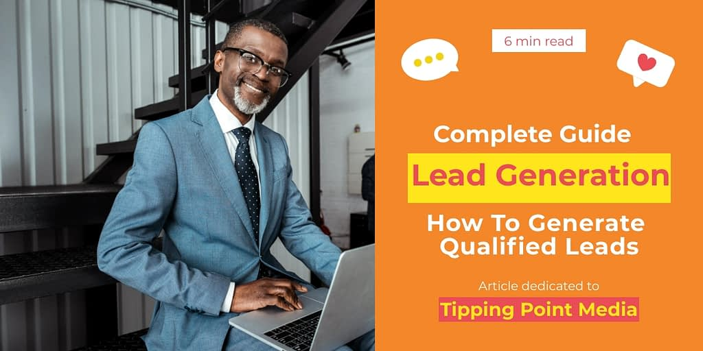 How to generate qualified leads